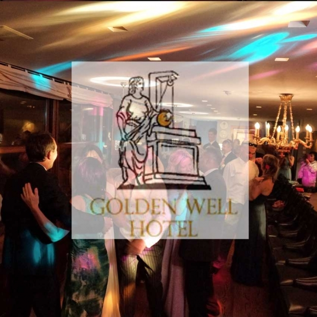 New Year Golden Well
